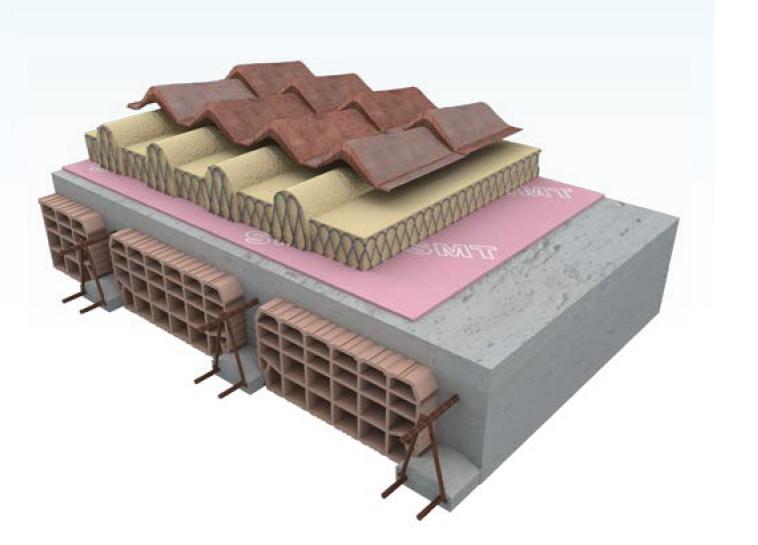 Ristrutturare le coperture con schermi e membrane traspiranti